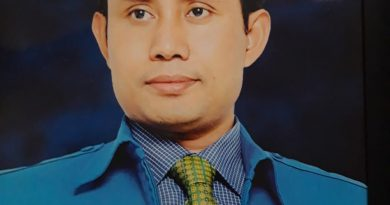 Diberi Mandat Jadi Ketua DPP KNPI Bid. Penanaman Modal, Ini Harapan DR. H. Saca Suhendi, M.Ag